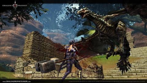 Dragon's Prophet - Dragon's Prophet propose son premier raid