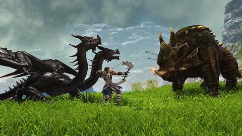 Dragon's Prophet - Savage Hunt (de nouveau) disponible en version européenne