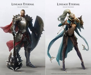 Lineage Eternal recrutera ses premiers testeurs à partir du 10 novembre