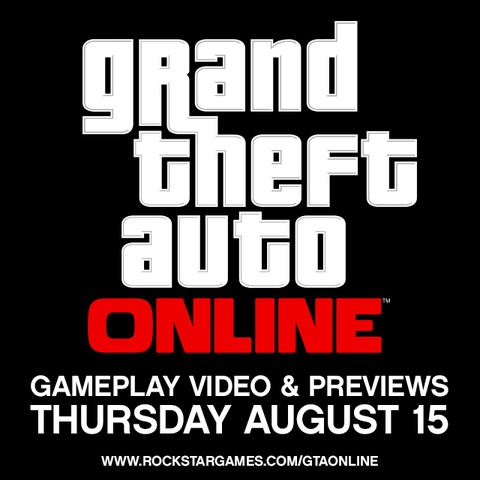 Rockstar Games - RockStar annonce(ra) Grand Theft Auto Online
