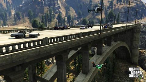 Grand Theft Auto V - Le buzz autour de la sortie de Grand Theft Auto V