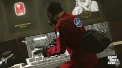 Sortie de Grand Theft Auto V ouvrant sur un monde de criminalité