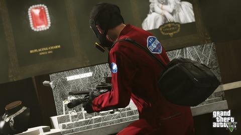 Grand Theft Auto V - Sortie de Grand Theft Auto V ouvrant sur un monde de criminalité