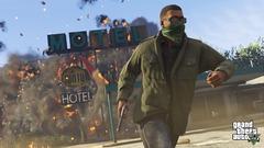 GTA V finalement lancé sur PC le 27 janvier prochain