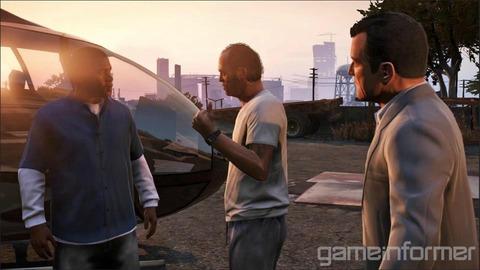 Grand Theft Auto V - Premières révélations officielles sur GTA V