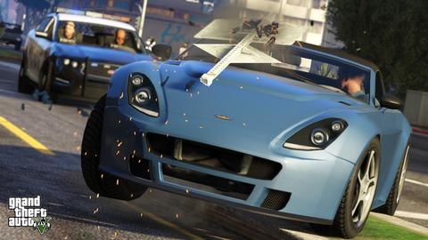 Grand Theft Auto Online - Grand Theft Auto Online, un « univers persistant parallèle à GTA V »