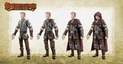 Construire son personnage de combattant sur Pathfinder Online