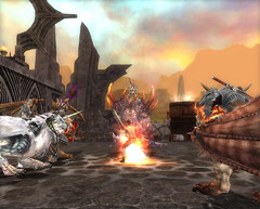 Rise of the Dragonian Era s'annonce en Occident, ouverture du site officiel