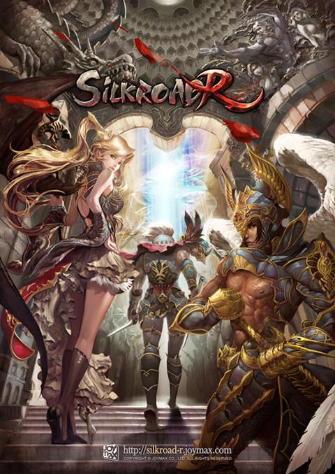 Silkroad-R - Silkroad-R ouvre son bêta-test