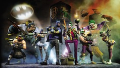 Gotham City Impostors opte pour le free-to-play
