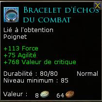 bracelet campagne Enguilan 85