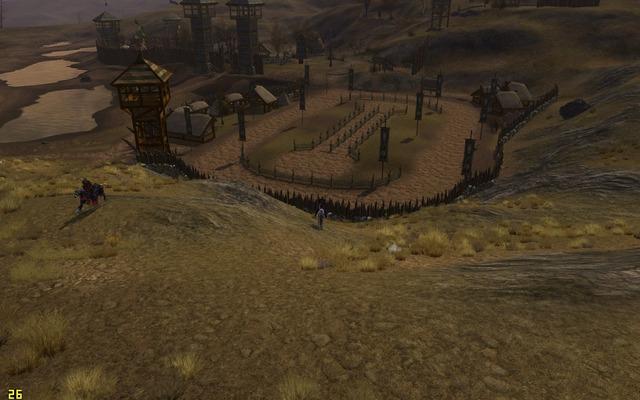 C'est dans la région du Plateau qu'on apprendra à manier son cheval de guerre