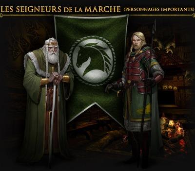 Histoire épique - Lords of the mark kings fr