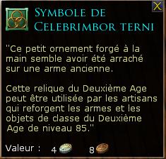 symbole celebrimbor loot général 85