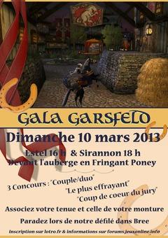 Gala Garsfeld 2013