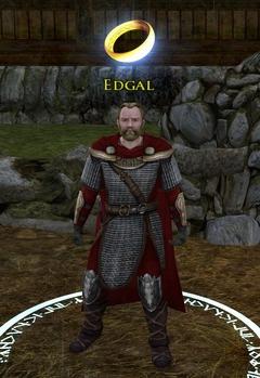 Edgal, un homme à qui il fait bon parler