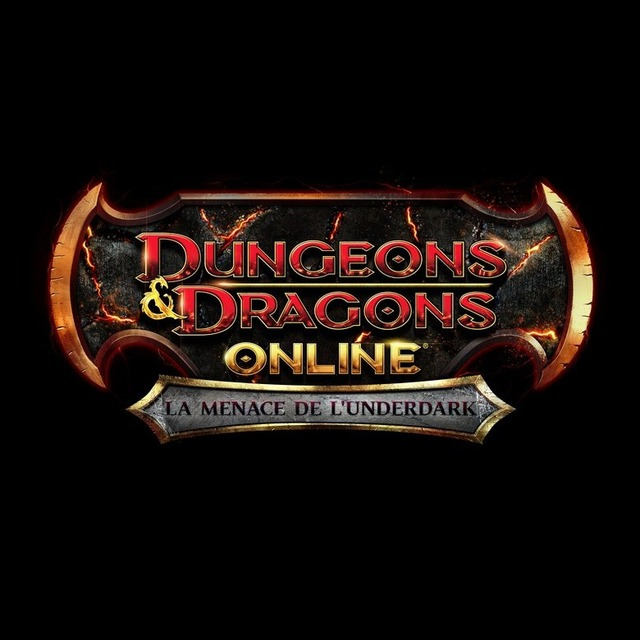 Logo de Dungeons and Dragons Online : La menace de l'Underdark
