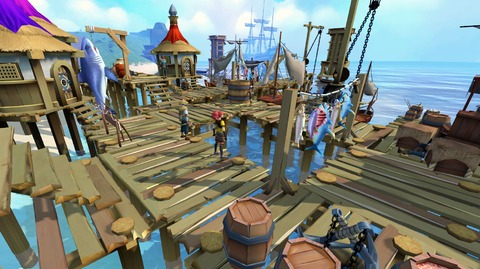 RuneScape - Cap à l'est dans la nouvelle grosse mise à jour de RuneScape