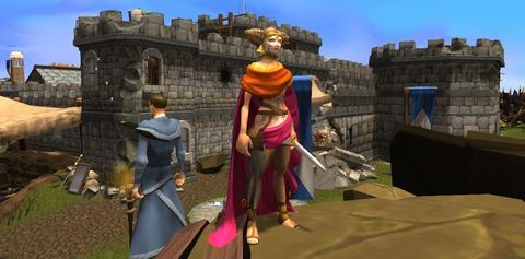 RuneScape - Concilier évolution et nostalgie sur RuneScape, lancement du mode de combat à l'ancienne