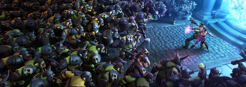 Orcs Must Die 2 intègre Steam Workshop pour créer ses propres pièges