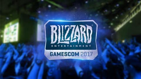 Blizzard Entertainment - Une conférence et un programme pour Blizzard à la gamescom 2017