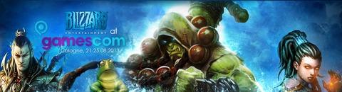 Blizzard promet une « annonce spéciale » à la gamescom