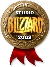 JOL d'Or du Studio 2008