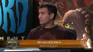 Brian Holinka abandonne le PvP de WOW au profit d'un « autre projet chez Blizzard »