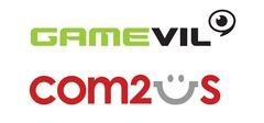 Les géants du mobile : Gamevil s'offre Com2uS