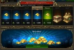 Récompenses hebdomadaires