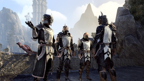 The Elder Scrolls Online - Classes : les archétypes