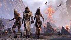 Pour l'instant, Elder Scrolls Online trouve manifestement son public sur consoles
