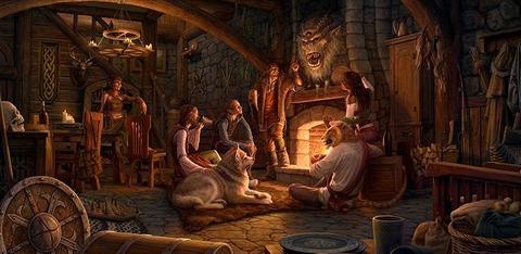 The Elder Scrolls Online - Coucours officiel de décoration d'habitat de TESO