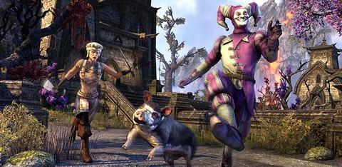 The Elder Scrolls Online - Le Guide du Festival des Bouffons