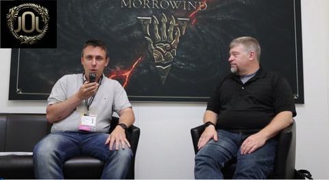 The Elder Scrolls Online - Gamescom 2017 : Matt Firor répond à nos questions