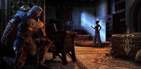 The Elder Scrolls Online - Événement anniversaire de Thieves Guild et Dark Brotherhood