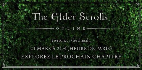 The Elder Scrolls Online - Une grande annonce pour très bientôt