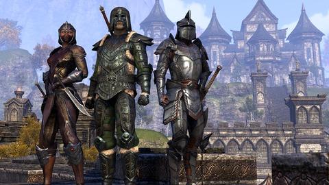 The Elder Scrolls Online - Quand Elder Scrolls Online se met à jour (plus ou moins aisément) sur consoles
