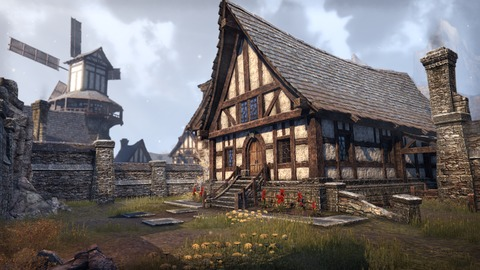 The Elder Scrolls Online - Le housing de TESO dévoile ses premières infos