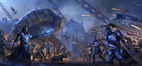 The Elder Scrolls Online - Événement anniversaire de la Cité Impériale