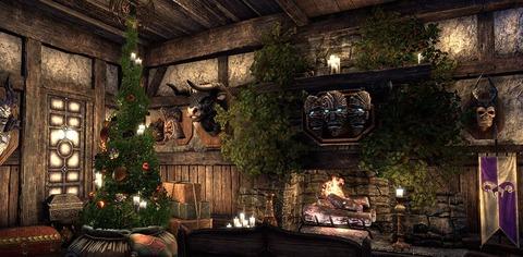 The Elder Scrolls Online - Les décorations tamrieliennes de la communauté
