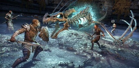 The Elder Scrolls Online - Le point sur les changements dans le combat amenés par Dragon Bones