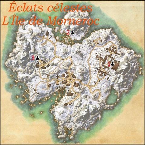 Éclats Célestes : L'île de Morneroc