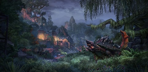 The Elder Scrolls Online - Shadows of the Hist, esquisse de la prochaine mise à jour de TESO