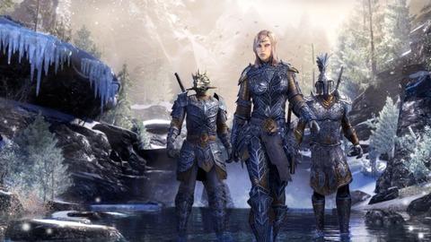 The Elder Scrolls Online - Week-end d'essai gratuit pour Elder Scrolls Online du 23 au 27 novembre sur Xbox One