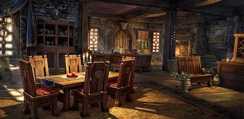 The Elder Scrolls Online - Guide de Homestead : fabrication des meubles et commandes de maître