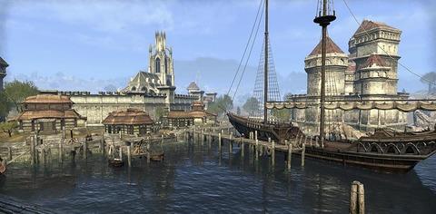 The Elder Scrolls Online - La mise à jour XBox One X de TESO est disponible