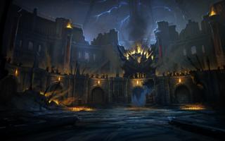Ces images de la Cité Impériale d'Elder Scrolls Online envoient du rêve