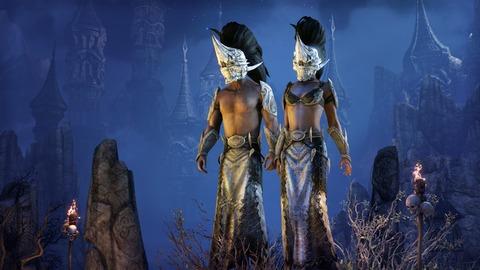 The Elder Scrolls Online - Nouveautés de la boutique à couronnes en ce mois d'août