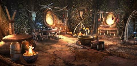 The Elder Scrolls Online - Guide de Homestead : éditeur de maison et décoration d'intérieur
